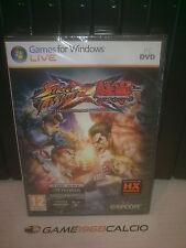 Street Fighter X Tekken (Pc) Nuovo Sigillato