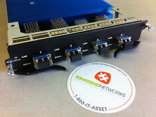 Foundry Networks / Brocade Ni-Mlx-10Gx4 4x 10G-Xfp-Lr *Included