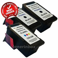 3PK PG-245XL Bk & CL-246XL Ink Cartridge For Canon PIXMA iP2820 MG2420 MG2520