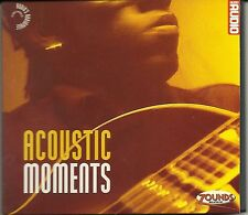 Acoustic Moments Various 24 Karat Zounds Gold CD Audio's Audiophile Vol. 21