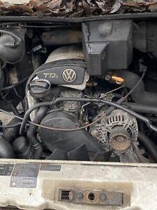 VOLKSWAGEN LT35 2001 ENGINE 2.5 TDI COMPLETE