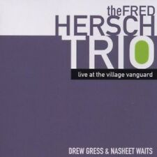 Fred Hersch, Fred He - Live at the Village Vanguard [New CD]