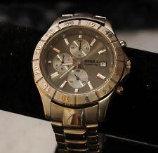 Men's FOSSIL blue Chronograph Stainless Steel Quartz Watch