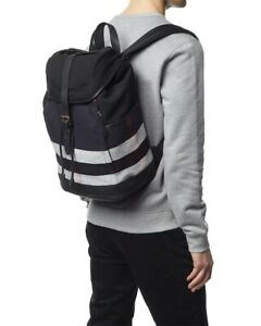 Burberry Drifton Backpack Canvas Check New