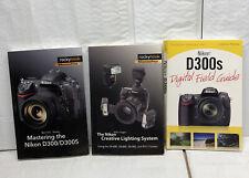 Mastering the Nikon D300/ D300s With Bonus Nikon Books