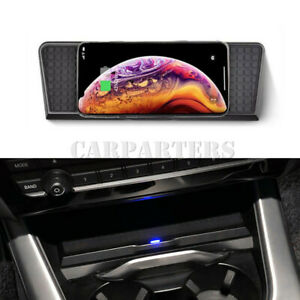 For BMW X3 F25 X4 F26 Wireless Car Charger Wireless Phone Charging Pad 2011-2017