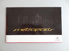 V01050 CITROEN METROPOLIS CONCEPT