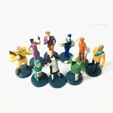 Lot 10PCS Clue Game Suspects Pieces Tokens Movers Characters Figures Xmas Gift