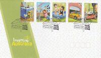 AFD230) Australia 2009 Inventive Australia FDC