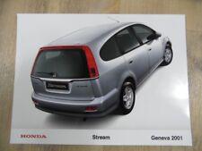 Foto Fotografie photo photograph HONDA Stream Geneva 2001 SR118