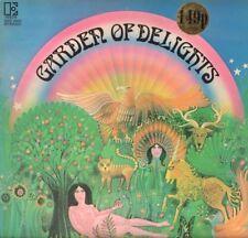 "Various Rock(2x12"" Vinyl LP Gatefold)Garden Of Delights-Elektra-ESP 900-VG+/Ex+"