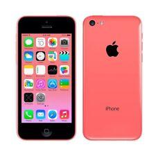 "Apple Iphone 5C 4.0"" 8MP 1+16GB/32GB Dual Core IOS Smartphone Unlocked 4G LTE HD"
