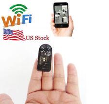 Smallset Wireless WIFI IP MINI IR small IR spy nanny Night Vision camera dvr