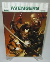 Ultimate Comics: Blade vs The Avengers Marvel Comics HC Hard Cover New Sealed