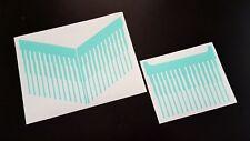 1/10 RC Falken Drift Style Paint Masking Sheet, For Body Shell, Masks