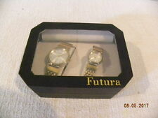 Set of Man and Womans Futura Watches