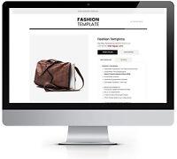 FASHION TEMPLATE Ebayvorlage 2020 eBay Auktionsvorlage Artikel Vorlage Design