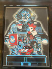 """Lost Tv Show Print Tim Doyle. Hurley """"For the Numbers"""" Limited Run 242/300"""