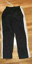 Starter Brand Sports Exercise Running Pants Size Small 28/30 Loose Fit