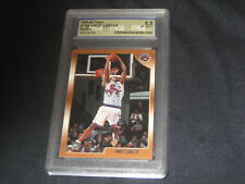 VINCE CARTER 1998 TOPPS 199 ROOKIE GENUINE AUTHENTIC BASKETBALL CARD GRADED 8.5