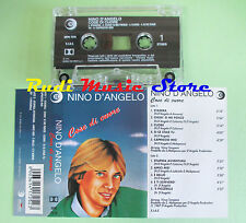 MC NINO D'ANGELO Cose di cuore 1995 italy RICORDI MPK 7219 no cd lp dvd vhs
