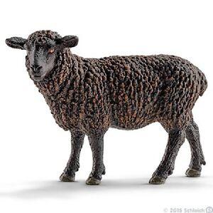 NEW SCHLEICH 13785 Black Sheep - Farm Life Models - RETIRED