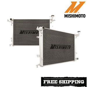 Mishimoto Performance Aluminum Radiator For 2010-2012 Hyundai Genesis Coupe 3.8L