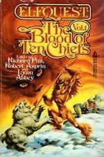Partial Set Series - Lot of 3 Blood of Ten Chiefs books Elfquest, Pini, Abbey