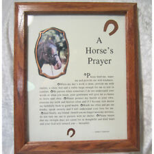 A Horse's Prayer Picture Frame