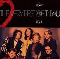 T'Pau Heart & soul-The very best of (1993) [CD]