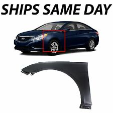New Primered - Drivers Front Left LH Fender for 2011-2014 Hyundai Sonata 11-14