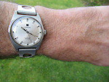 TISSOT SEASTAR DIVERS PR-516  VERY RARE TISSOT RALLY BRACELET WILL SPLIT V/G/C