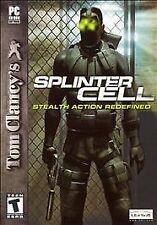 Tom Clancy's Splinter Cell (PC, 2003)