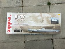Robbe U47 RC Submarine New in Box, With Digital Controller and Batteries