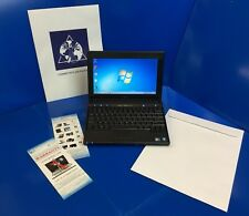 Lot of 5 - Dell 2100 Mini Laptop Windows 7 Refurbished 1 Year Warranty
