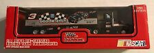 1993  #3 DALE EARNHARDT  RACING CHAMPION  1/87TH  DIECAST TRANSPORTER