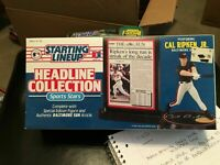 F40 CAL RIPKEN JR Orioles Starting Line Up HEADLINES COLLECTION FREE SHIPPING