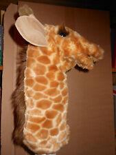 Folkmanis Handpuppe Giraffe, ca. 36 cm ,unbespielt