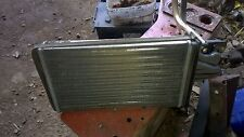 HEATER RADIATOR - REMOVED FROM 05 IVECO EUROCARGO 180-E-24
