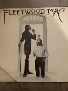 Fleetwood Mac Self Titled 1975 Reprise MS 2225 Vinyl LP Lyric Insert