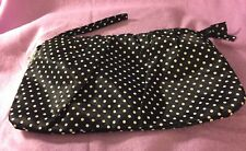 Chateau Silk Pleated Wristlet- NWOT - Shipping Included
