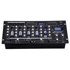 DJ mixer da 6 canali