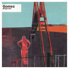 Gomez Bring It On CDSingle
