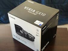 "Canon VIXIA GX10 UHD 4K Camcorder W/ 1"" CMOS Sensor & Dual-Pixel AF (LIKE NEW)"