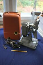 Revere 85 8mm Movie projector, spare reel & Case Excellent condition Works GREAT