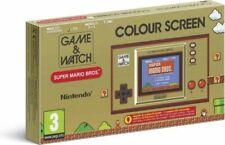 Nintendo Game & Watch Super Mario Console - Beige/Rossa
