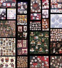 OLTRE 3.000 SCHEMI A PUNTO CROCE NATALE ALTA QUALITA' - Cross Stitch Christmas