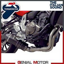 Complete Exhaust Termignoni Carbon Yamaha Mt07 / Xsr 700 2014 > 2019