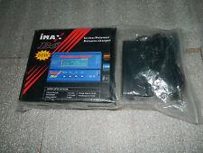 iMAX B6 80W Li-ion/ Polymer Balance charger w/ power adapter