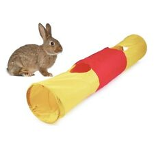 Ancol Rabbit & Guinea Pig Activity Tunnel Collapsible Play Run Small Animal Toy